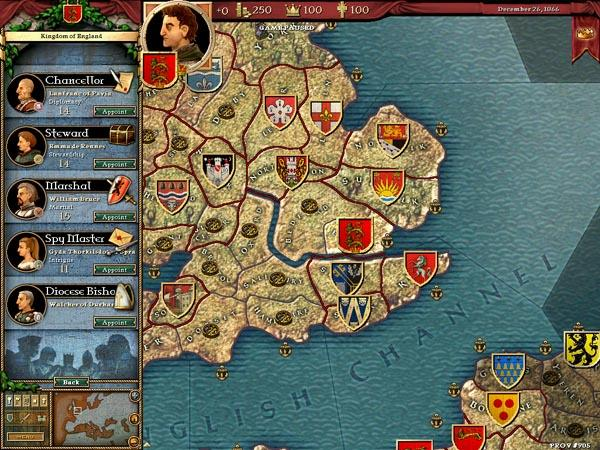 Crusader Kings dev 'definitely' interested in bringing its epic PC titles to iPad