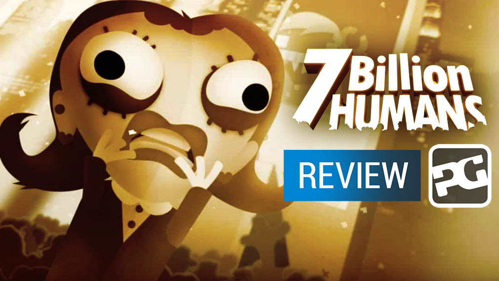 "7 Billion Humans video review - ""Coding and caustic satire"""
