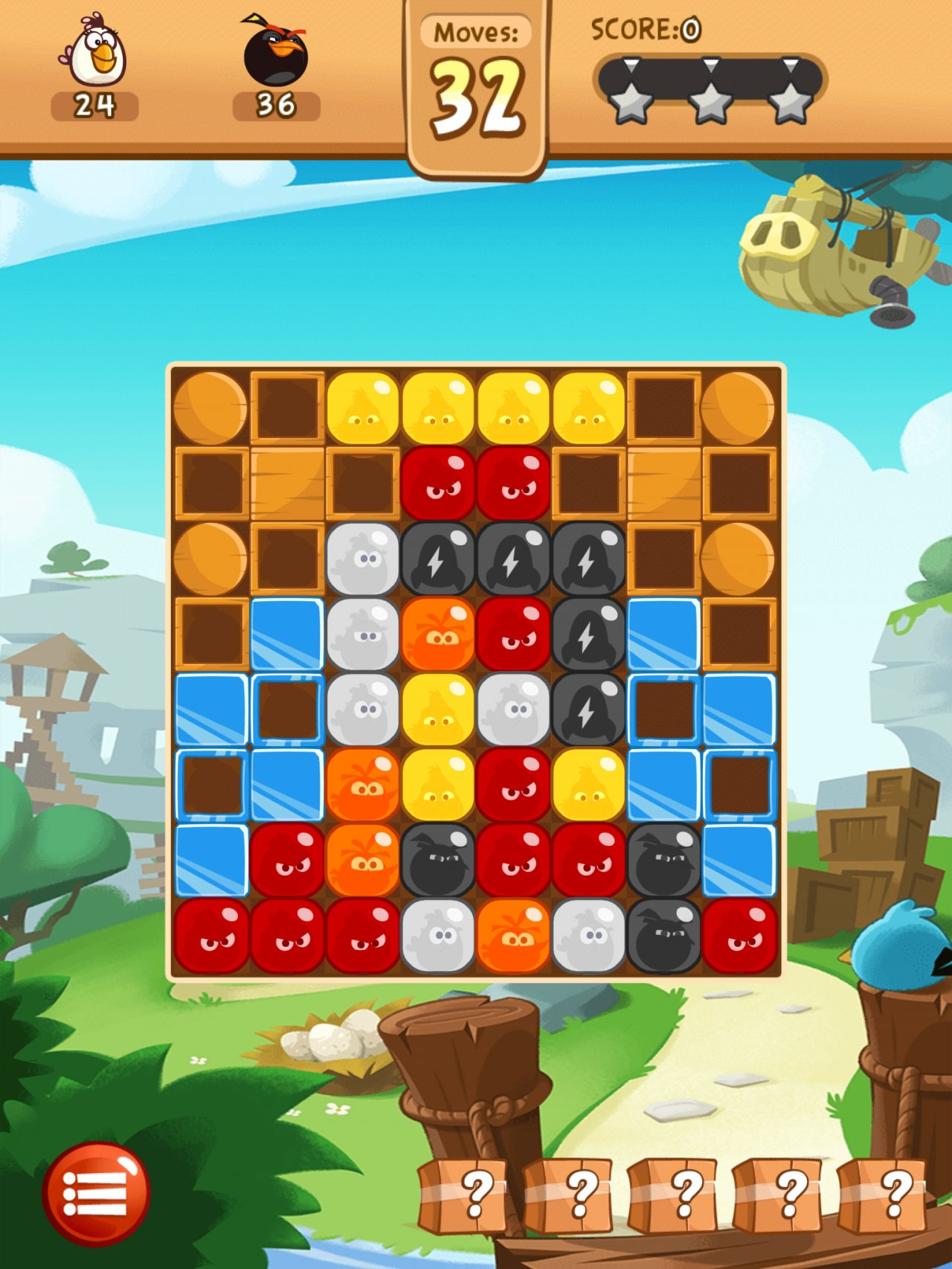 Angry Birds Blast! review - Another match-stuff puzzler