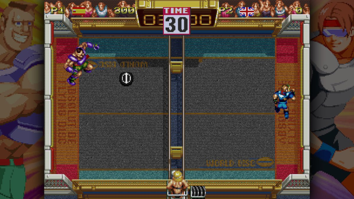 """Windjammers review - """"One of the finest co-op games available on Switch"""""""