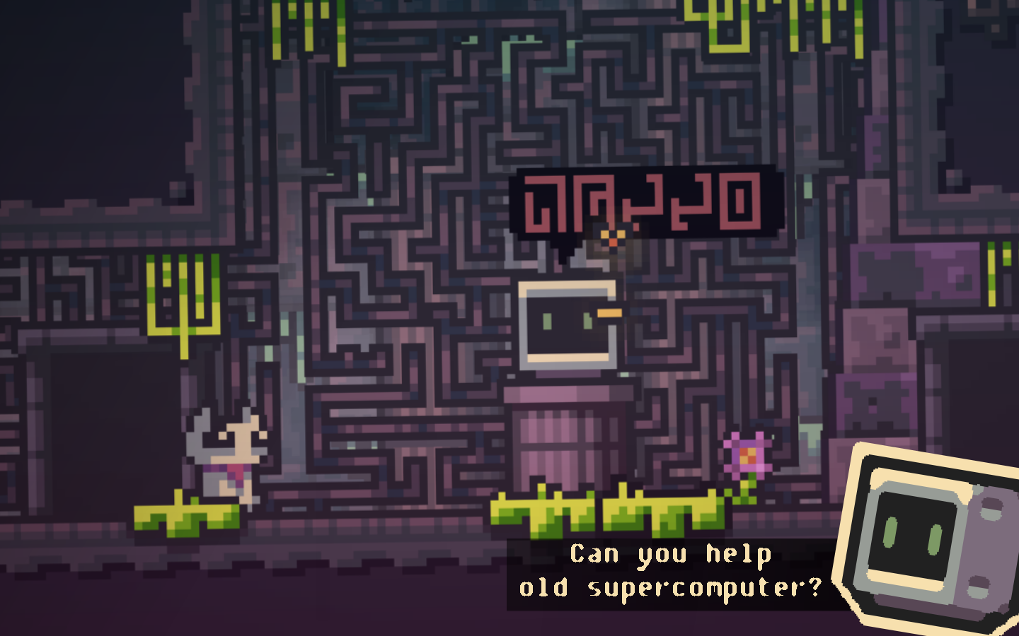 The pixel platformer Reed is finally making its way to iOS and we couldn't be more excited