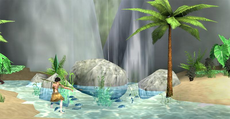 First Sims 2 Castaway PSP shots drift into view