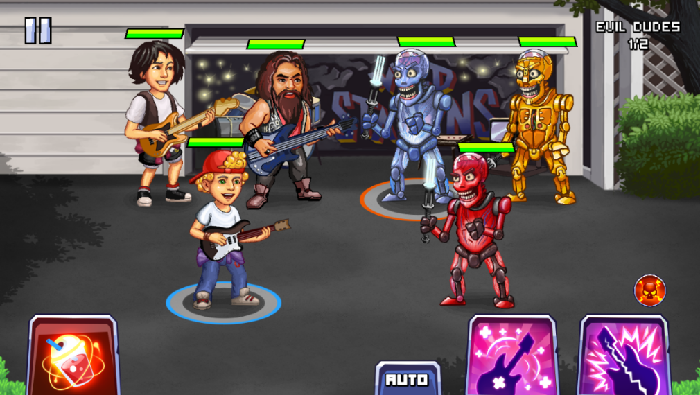 "Bill and Ted's Wyld Stallyns review - ""One of the most bogus adventures we've had in a while"""