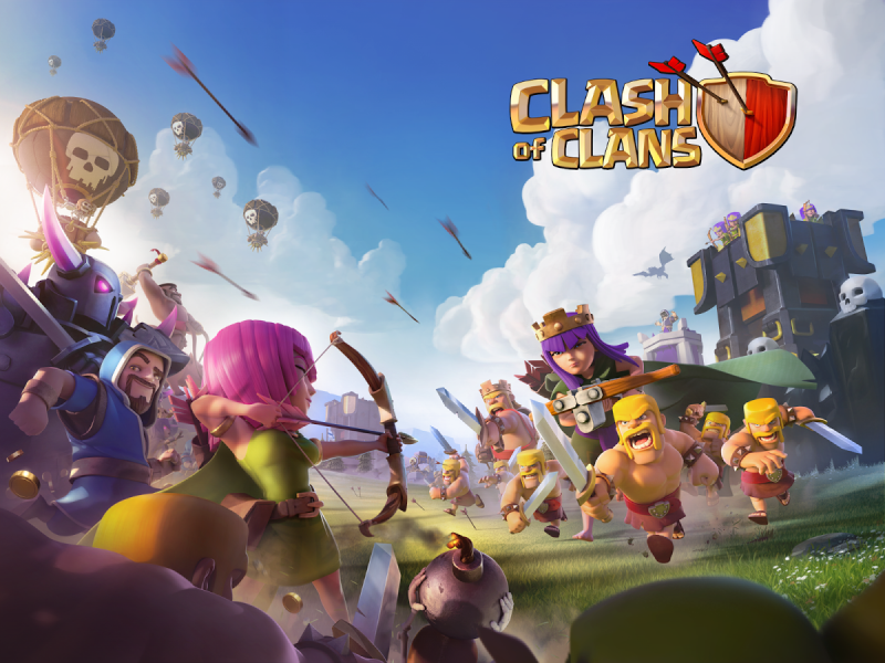The Builder bids farewell to Clash of Clans