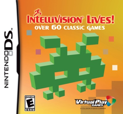 Intellivision Lives! coming to DS in September