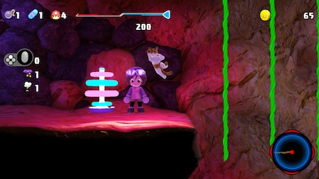 Spelunker Party Switch review - A co-op platformer with more problems that plus points
