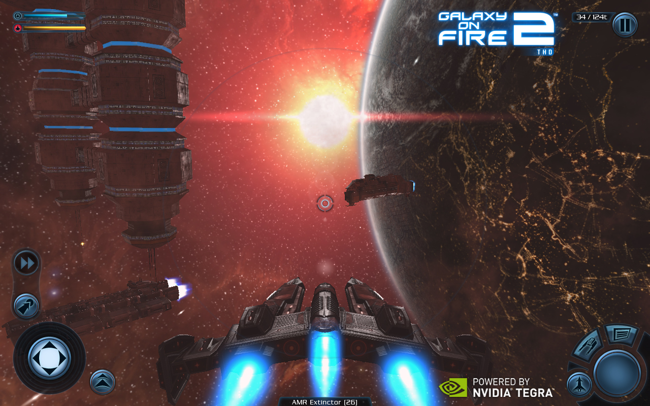 Galaxy on Fire 2 now available on Tegra 2 Android phones and tablets