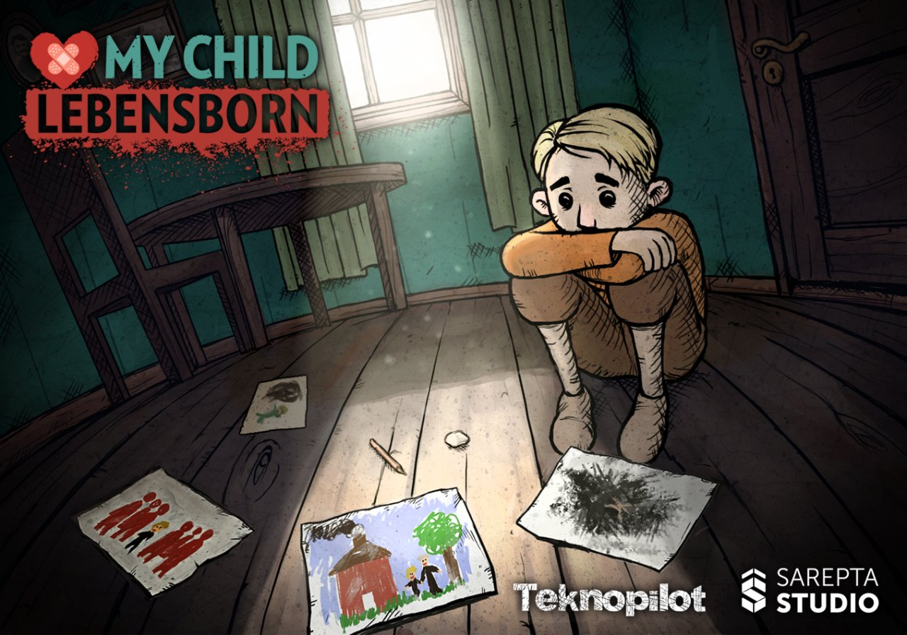 Experience a forgotten part of history now that My Child Lebensborn is out on Android
