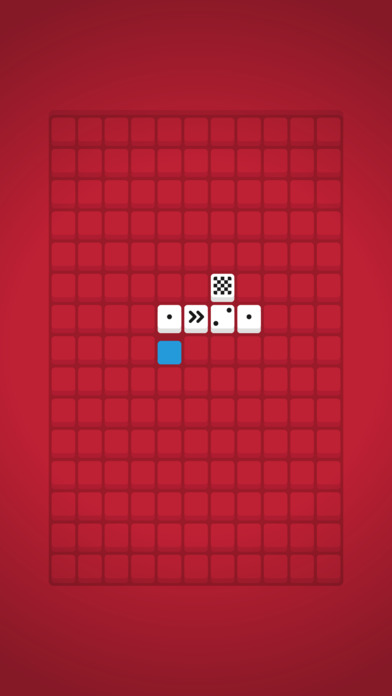 Clear the screen one dot at a time in minimalist puzzler follow.trail