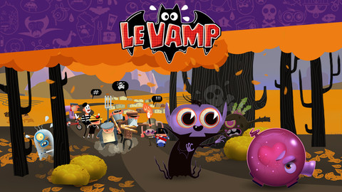 Avoid hazards and play outdoors like a normal human boy in iOS endless-runner Le Vamp