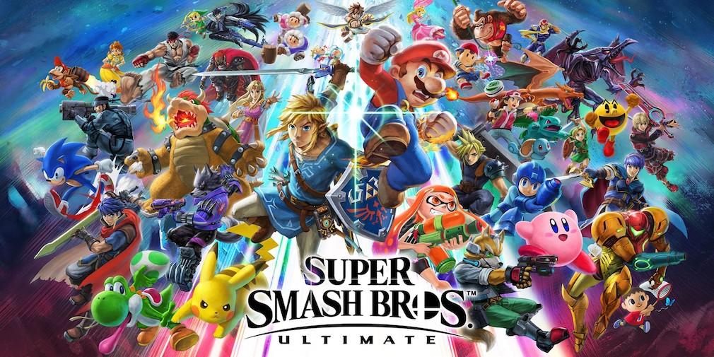 A brief history of the Super Smash Bros games