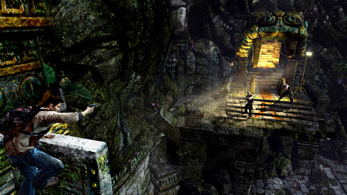 Uncharted: Golden Abyss (Import)