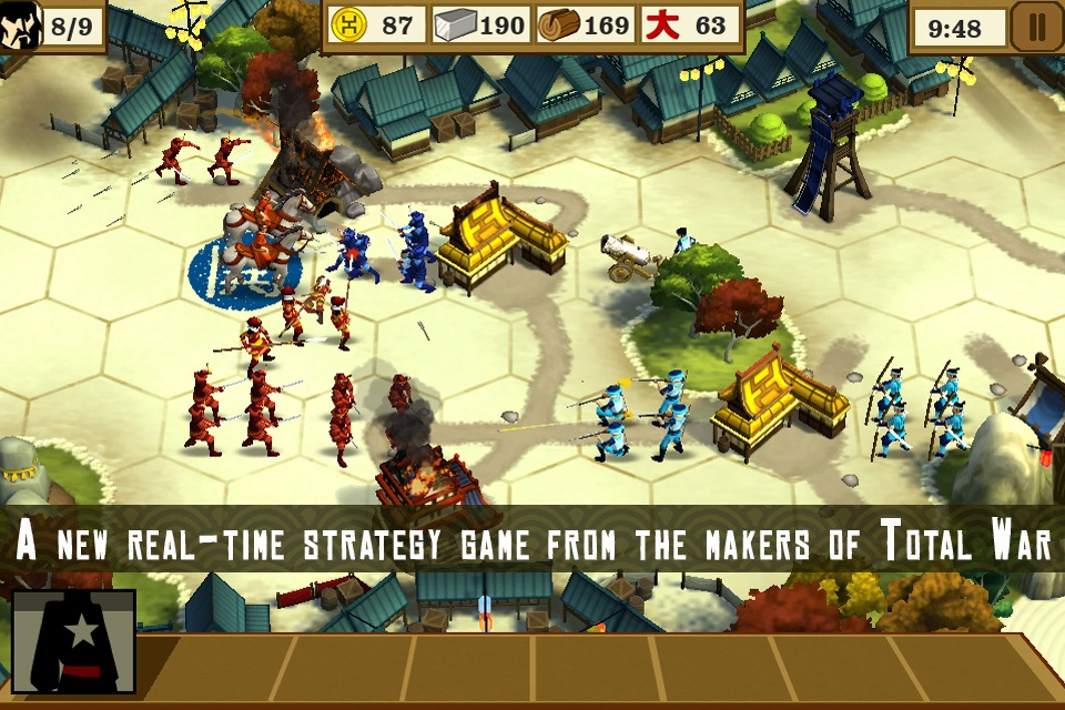 Hands-on with Total War Battles: Shogun for iOS and Android