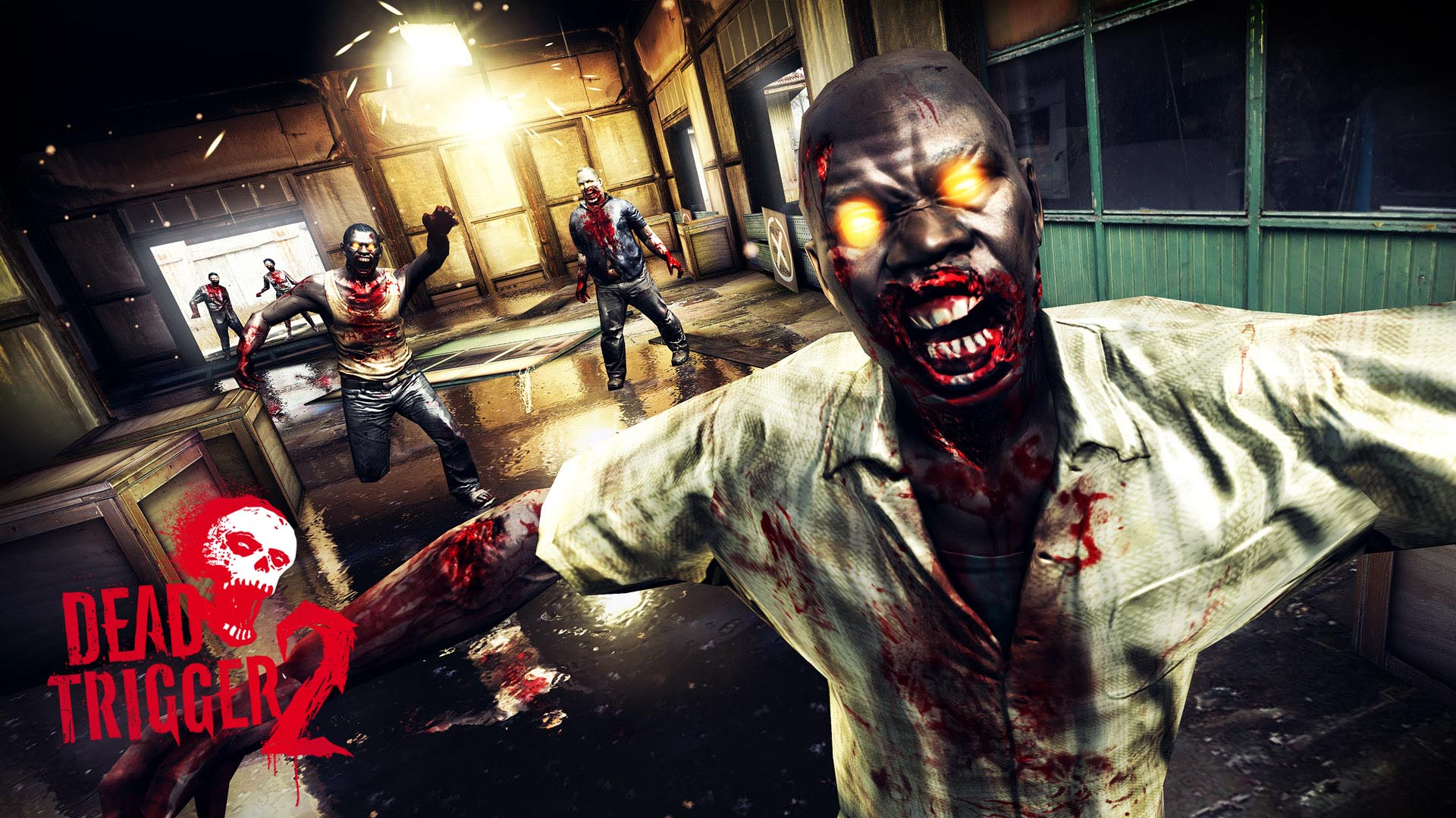 E3 2013: Madfinger explains its always-connected, community approach to zombie F2P shooter Dead Trigger 2