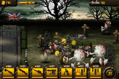 iPhone strategy games Trenches and Stenches to receive online multiplayer in updates
