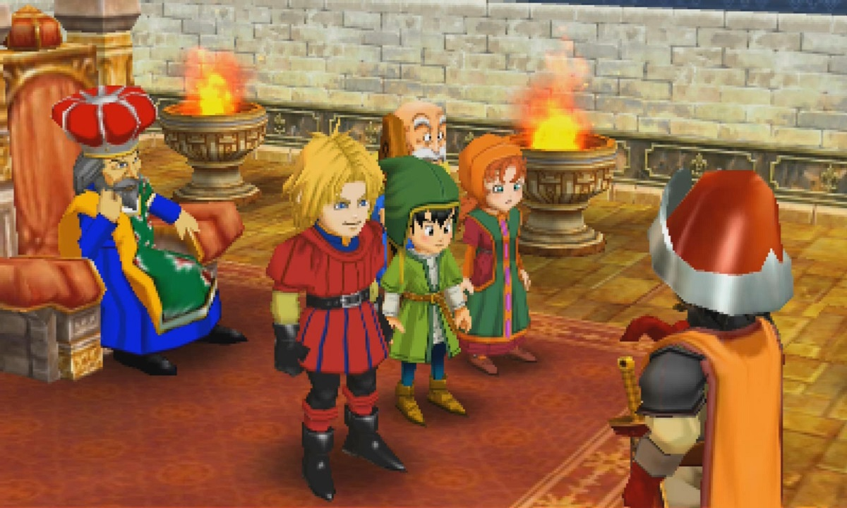 Dragon Quest VII: Fragments of the Forgotten Past - The RPG relic returns