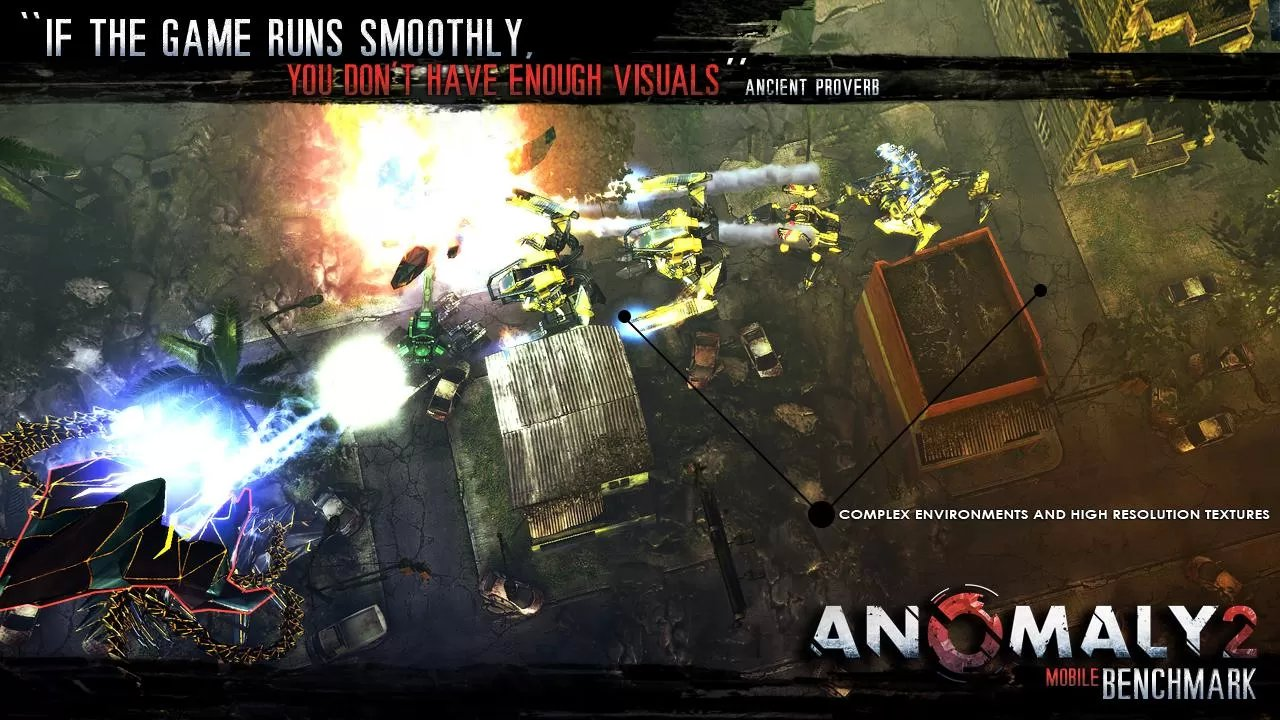 11 bit studios reveals the Android phone that runs upcoming tower offence title Anomaly 2 the best