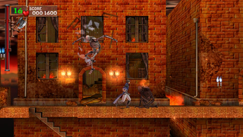 Castlevania: Symphony of the Night coming to PSP
