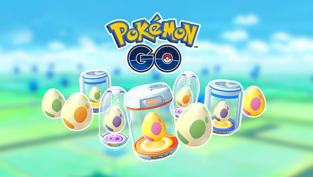 Discover more Generation IV Pokemon in Pokemon GO's Hatchathon