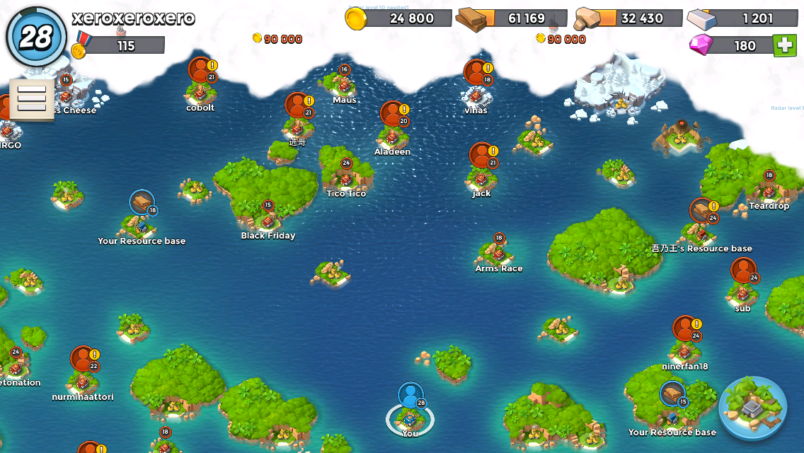 The Boom Beach Diary (Week 9), powered by AppSpy