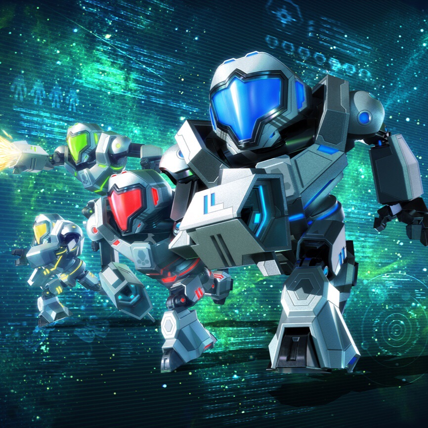 Metroid Prime: Federation Force launches in Europe on September 2nd