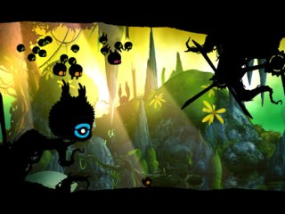 Gorgeous physics-based action-puzzler Badland is now available on Android