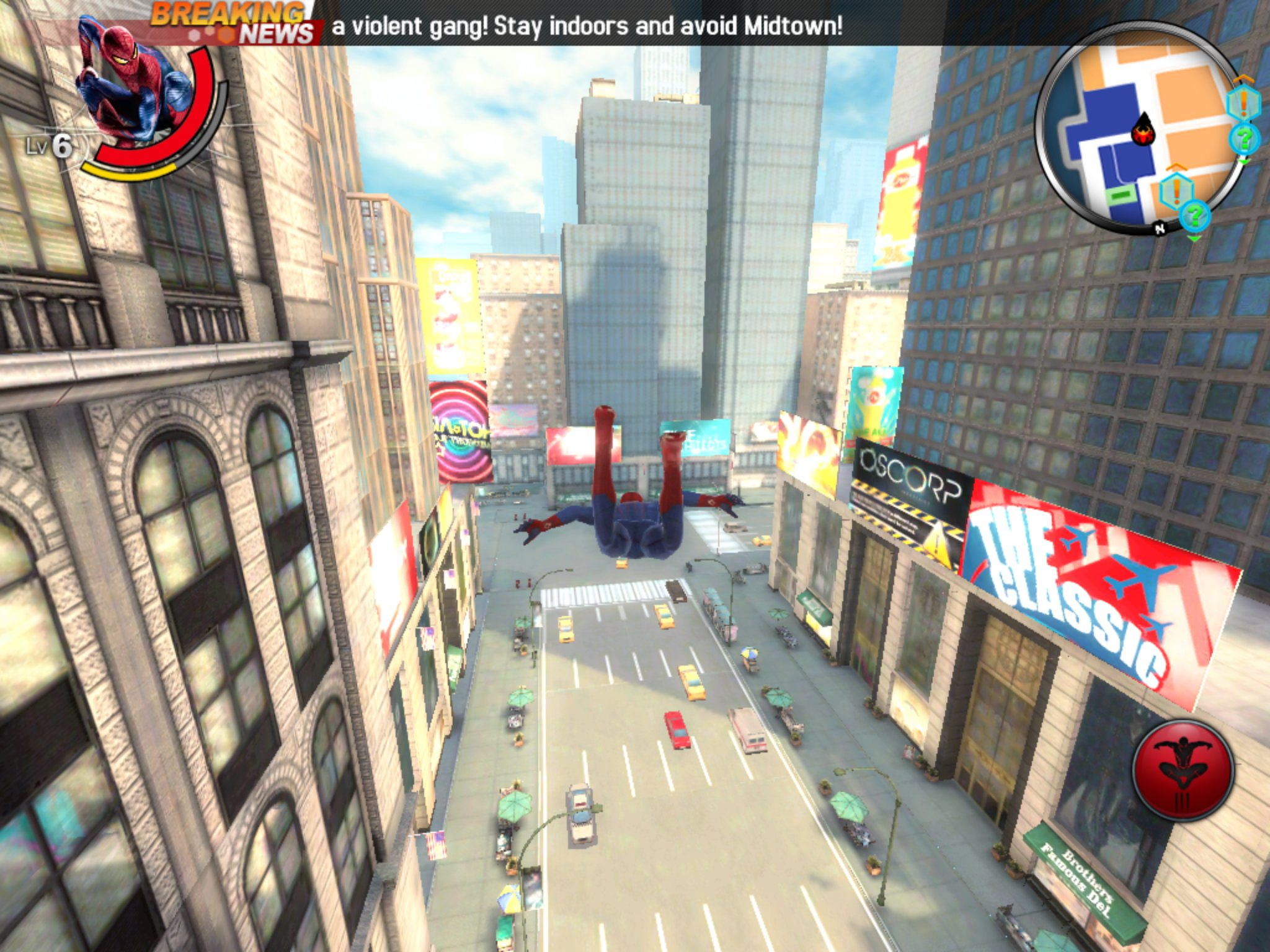 The Amazing Spider-Man | Articles | Pocket Gamer