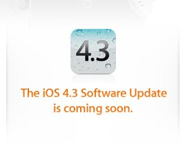 Apple details iOS 4.3: AirTime improvements, FaceTime for iPad 2, turn your 'mute' switch back into an 'orientation' switch