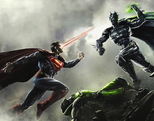 Batman vs Superman: Who has had the best mobile games?