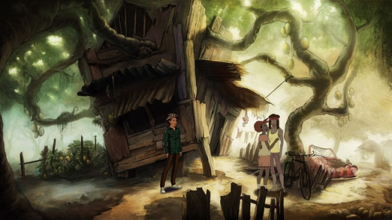 Kickstart this: Bolt Riley is a reggae-infused adventure game from the Quest For Glory creators