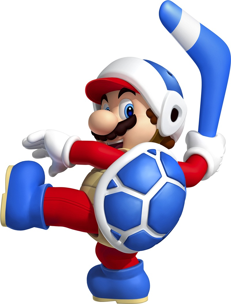 Super Mario 3D Land Boomerang Bros suit revealed