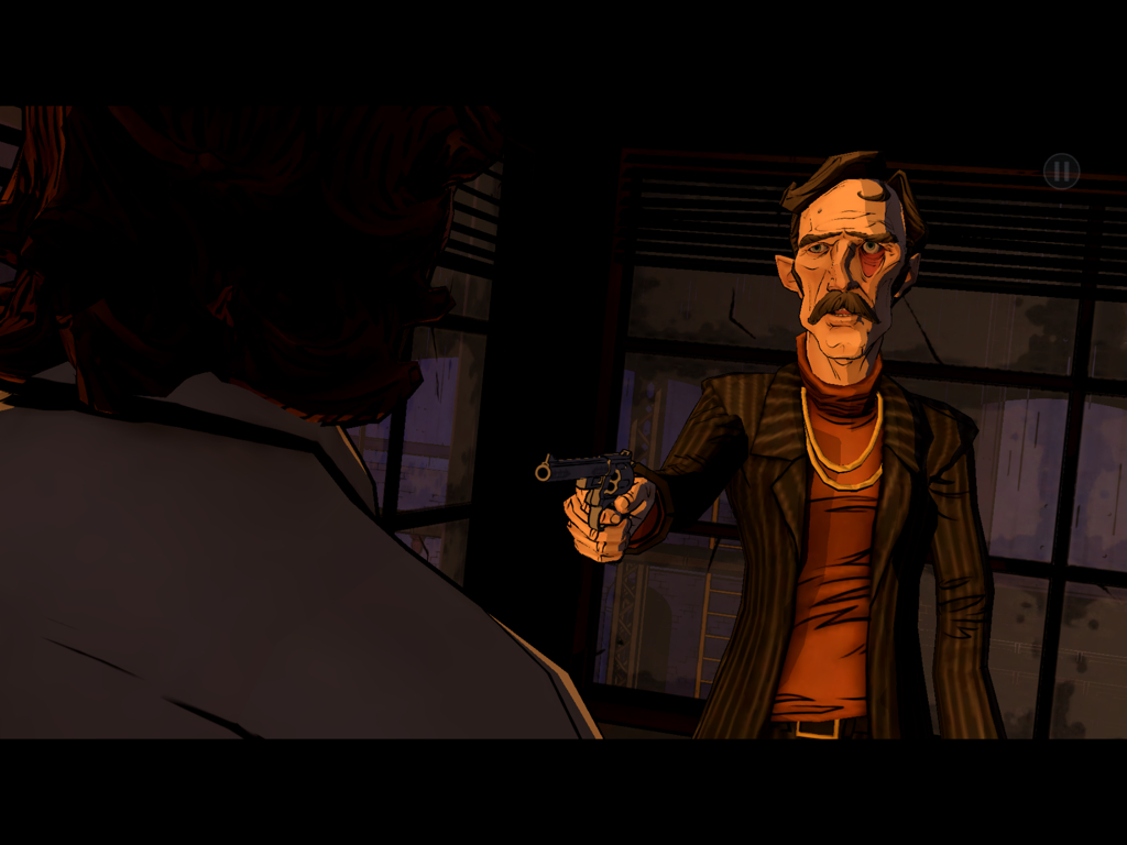 The Wolf Among Us - Episode 5, Cry Wolf