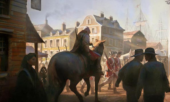 Assassin's Creed III: Liberation for PS Vita out October 30th, set in New Orleans