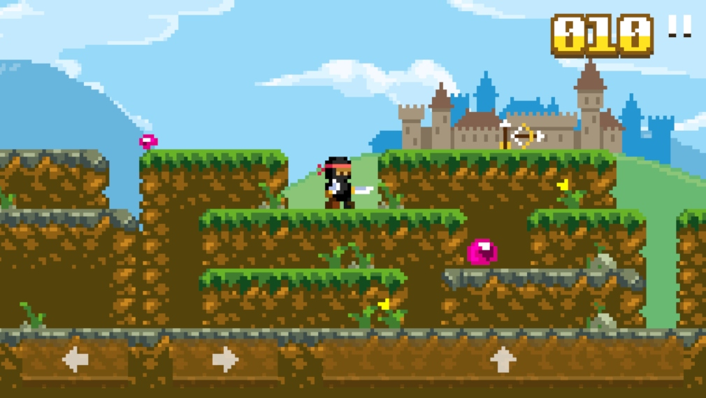 "Knights & Slimes review - ""Slashing slimes never felt so good"""