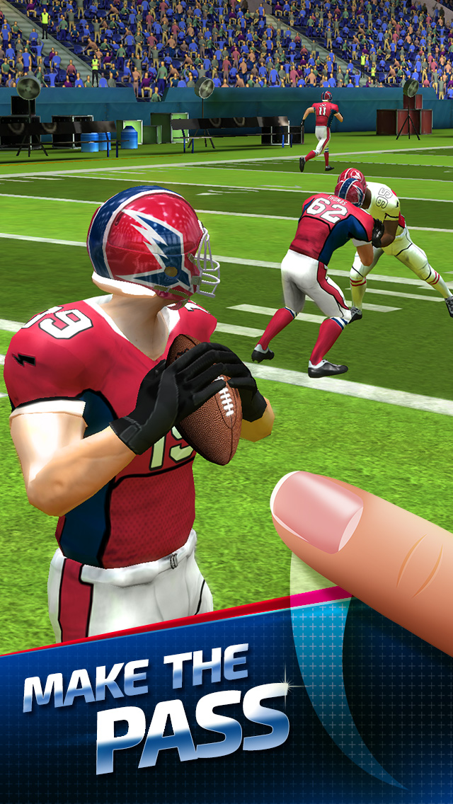 RPG-inspired All Star Quarterback getting 3D gameplay and new events in Super Bowl update