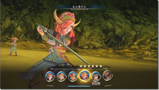 Square Enix is bringing SaGa: Scarlet Grace to iOS and Android