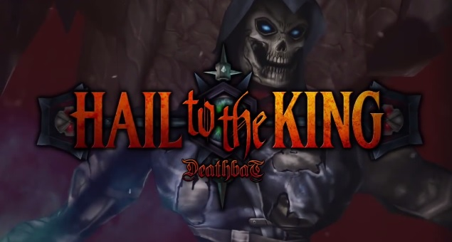 Out at midnight: Hail to the King: Deathbat is an Avenged Sevenfold-based dungeon crawler for iPad and iPhone