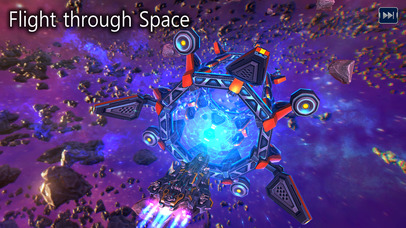 Battleship Lonewolf: Space Shooter does exactly what is says on the tin on iOS