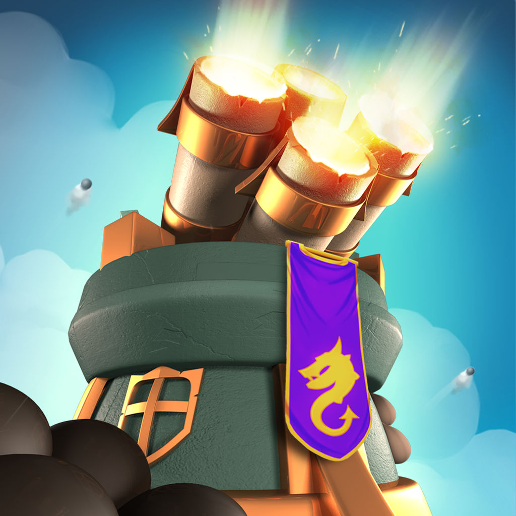 App Army Assemble: Castle Creeps