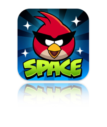 Angry Birds Space lands on BlackBerry Playbook