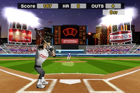 Com2uS slashes game prices to 99c, including Homerun Battle 3D