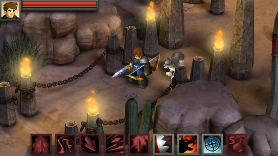 Out at midnight: Battleheart Legacy is a 3D fantasy-RPG re-imagining of the Silver Award-winning Battleheart
