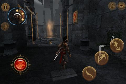 Prince of Persia: Warrior Within for iPhone reduced to 99c