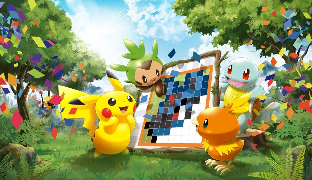 Pokemon Picross has the craziest energy system I've seen in a free to play game
