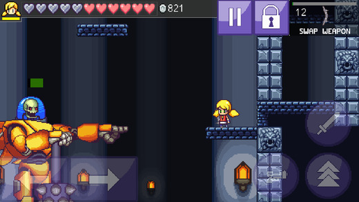 Run and gun platformer Cally's Caves 3 arrives on Android