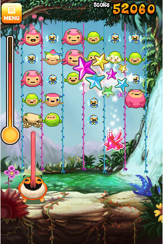 Critter Crunch for iPhone reappears on App Store