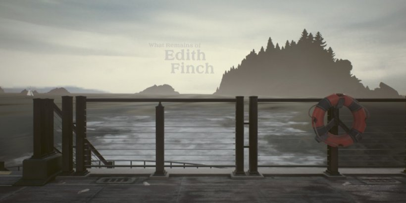 What Remains of Edith Finch Switch review -