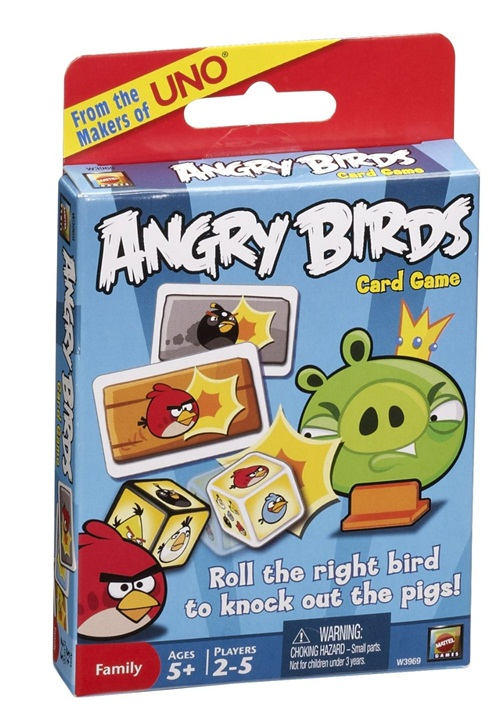 Angry Birds Card Game review