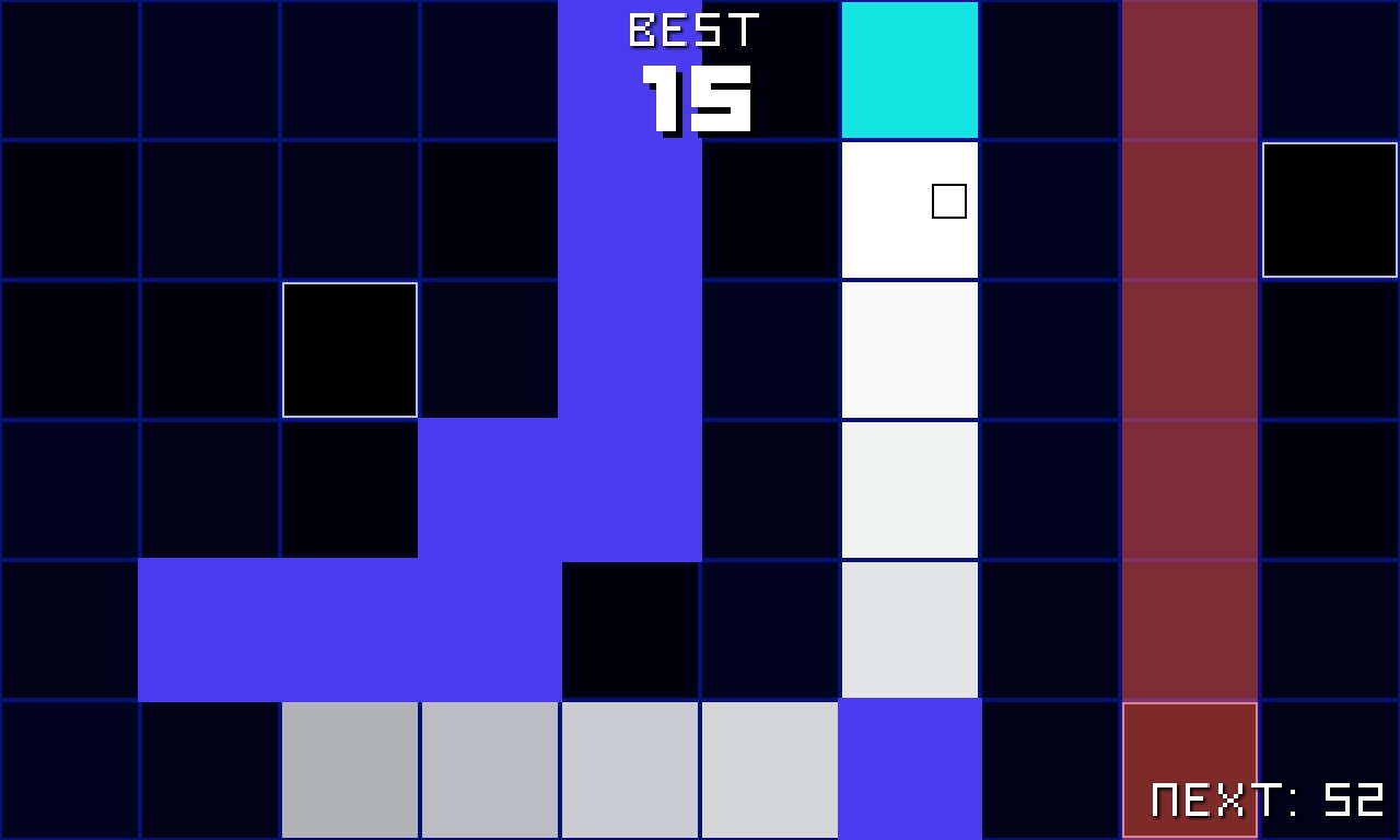 Out now: Square Rave challenges you to a game of frantic finger dancing