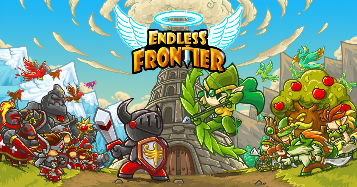 Best Idle Games 2020.Idle Rpg Endless Frontier Offers A Novel Twist On